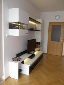 obývací stěna v atraktivním designu