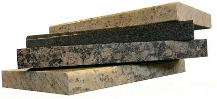 Pracovní deska z přírodního kamene